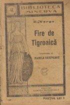 Fire de Tigroaica