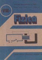 Fizica, Manual pentru clasa a VIII-a