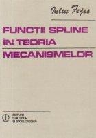 Functii spline in teoria mecanismelor