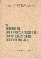 Fundamentele naturalistice metodologice ale tipologiei