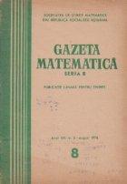 Gazeta matematica 8/1970