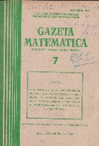 Gazeta Matematica, 7/1983