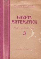 Gazeta Matematica, Seria B, Martie 1975