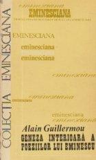 Geneza interioara poeziilor lui Eminescu