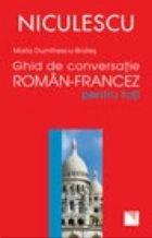 Ghid conversatie roman francez pentru