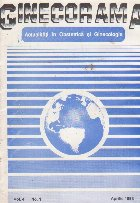 Ginecorama - Actualitati in Obstetrica si Ginecologie, Vol. 4, No. 1, 1998