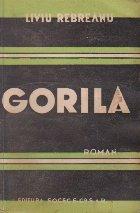 Gorila Volumul lea