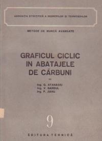 Graficul ciclic in abatajele de carbuni