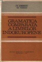 Gramatica comparata a limbilor indoeuropene