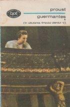 Guermantes, Volumul I - In cautarea timpului pierdut, V - roman