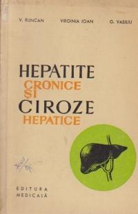 Hepatite cronice si ciroze hepatice