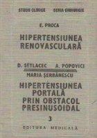 Hipertensiunea renovasculara. Hipertensiunea portala prin obstacol presinusoidal