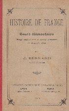 Histoire france Cours elementaire