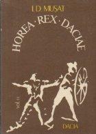 Horea Rex Daciae, Volumul al II-lea