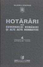 Hotarari Guvernului Romaniei alte acte