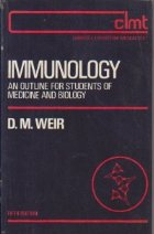 Immunology - An outline for students of medicine and biology