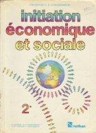Initiation economique et sociale