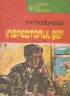 Inspectorul sef, Volumul al III-lea