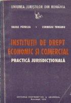 Institutii drept economic comercial Practica