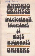 Intelectuali, Literatura si Viata Nationala