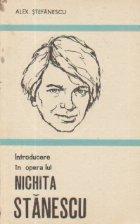 Introducere in opera lui Nichita Stanescu