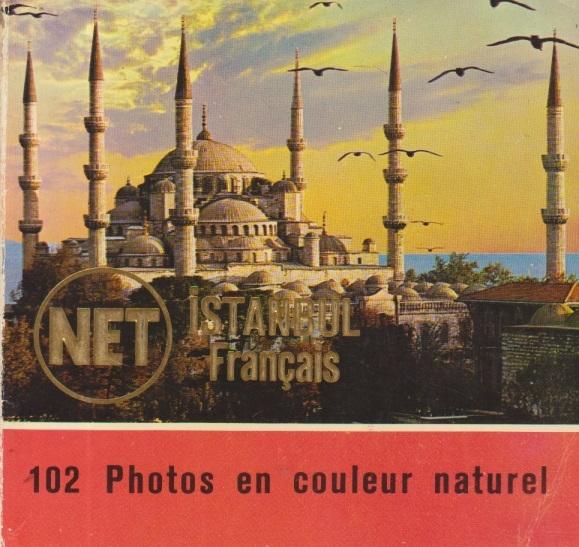 Istanbul Francais - 102 Photos en couleur naturel
