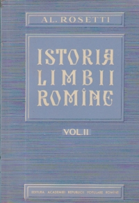 Istoria limbii romine, Volumul al II-lea - Limbile balcanice