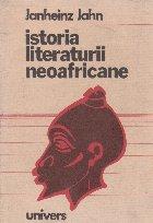 Istoria literaturii neoafricane - O introducere