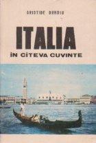 Italia citeva cuvinte