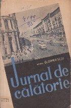 Jurnal de Calatorie (Editie 1957)