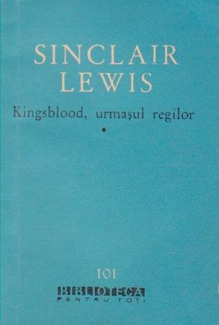 Kingsblood, urmasul regilor, Volumul I