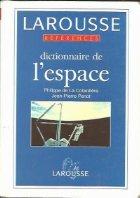 Larousse Dictionnaire espace