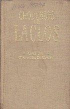 Legaturile primejdioase sau Scrisori culese intr-o societate si publicate pentru instruirea altor societati - roman -