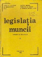 Legislatia Muncii - Intrebari si Raspunsuri