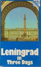 Leningrad in Three Days - A Short Guide