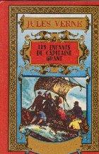 Les enfants captaine Grant(carte limba