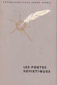 Les poetes sovietiques