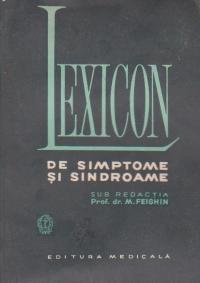 Lexicon de simptome si sindroame