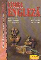 Limba Engleza, Manual pentru clasa a XI-a - L1 si L2