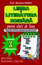 Limba si literatura romana pentru elevii de liceu (clasa a X-a)
