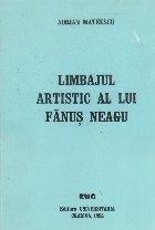 Limbajul artistic al lui Fanus Neagu