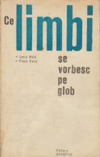 limbi vorbesc glob