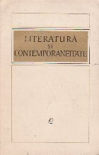 Literatura contemporaneitate