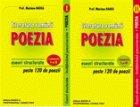 Literatura romana - Poezia (2 volume) - Eseuri structurate pentru invatamantul preuniversitar
