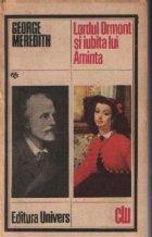 Lordul Ormont si iubita lui Aminta