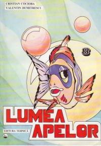Lumea apelor (8) - carte de colorat