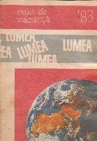 Lumea. Caiet de vacanta 1983
