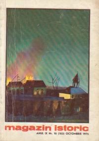 Magazin istoric, Nr. 10/1975