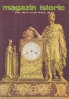 Magazin istoric, Nr. 4 - Aprilie 1983