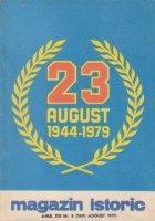 Magazin istoric August 1979